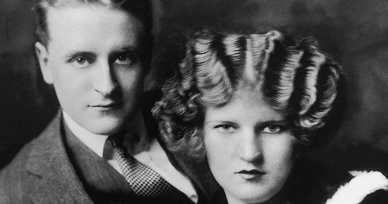 F. Scott e Zelda Fitzgerald