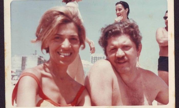 Eunice e Rubens Paiva