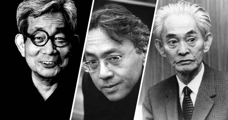 Oe, Ishiguro e Kawabata