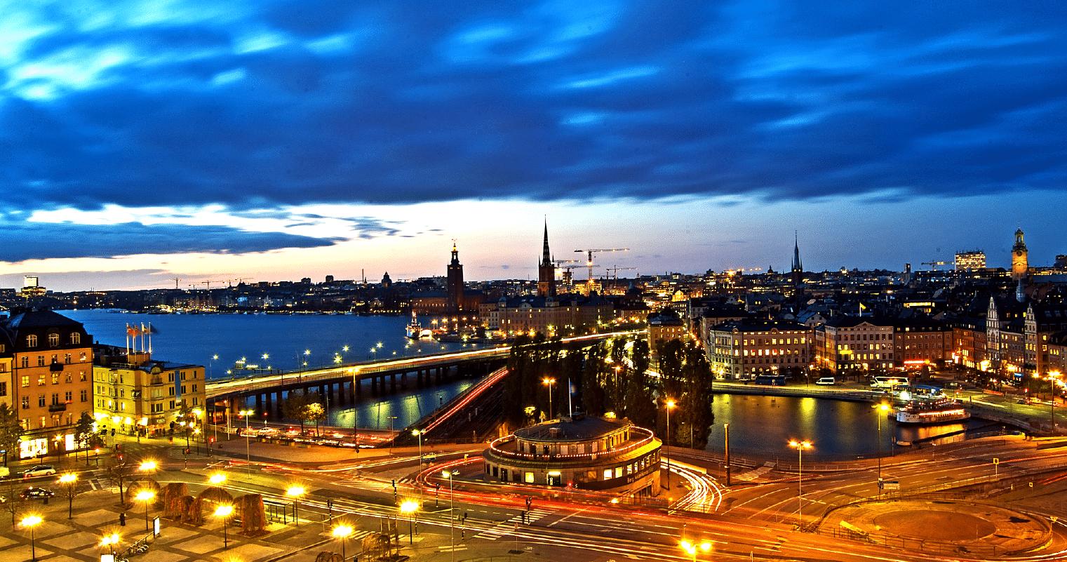 """A cidade de Estocolmo, cenário da saga """"Millenium"""""""