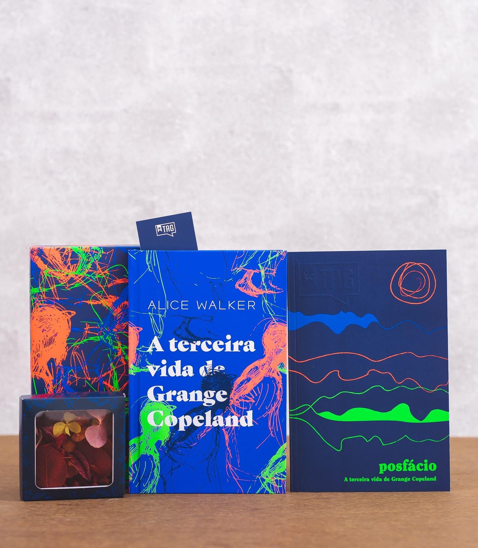 livro; a terceira vida de grace copeland;